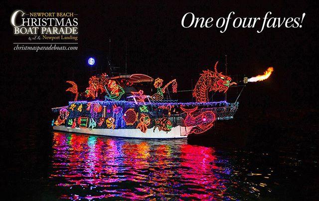 hopkins oc 2nd newport beach christmas boat parade