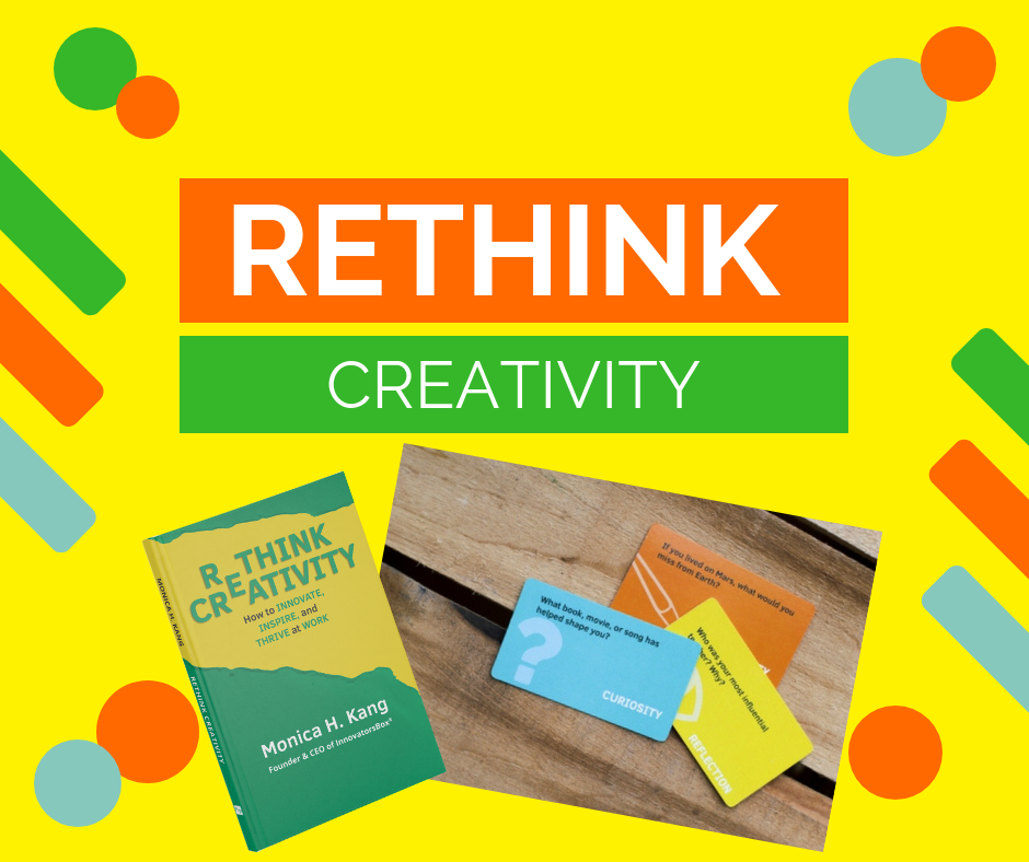rethink creativity