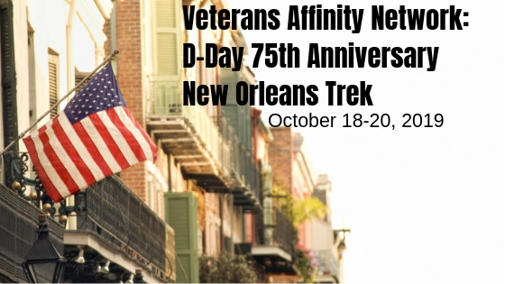 VAN D-Day 75th Anniversary New Orleans Trek
