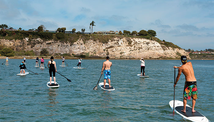 Paddle Boarding Newport Beach Ca The Best Beaches In World
