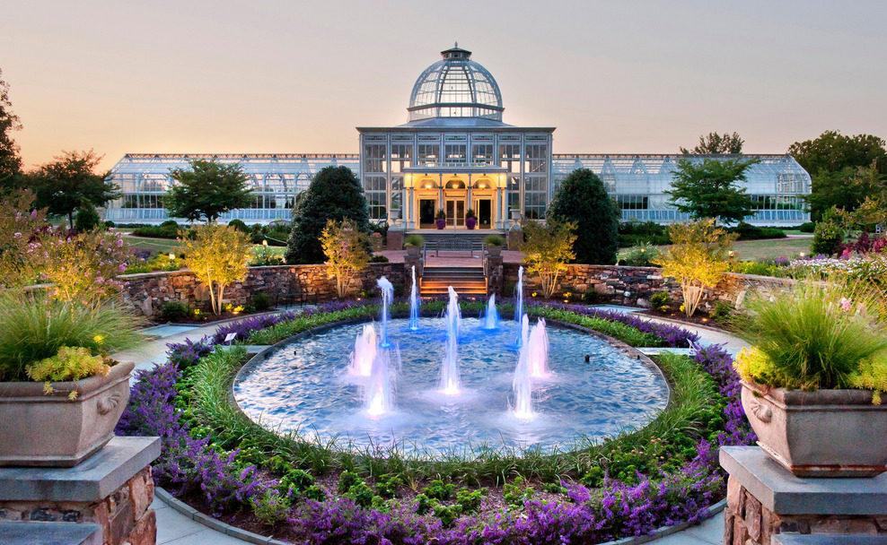 Hopkins Richmond Botanical Garden And Butterflies Live Johns Hopkins Alumni