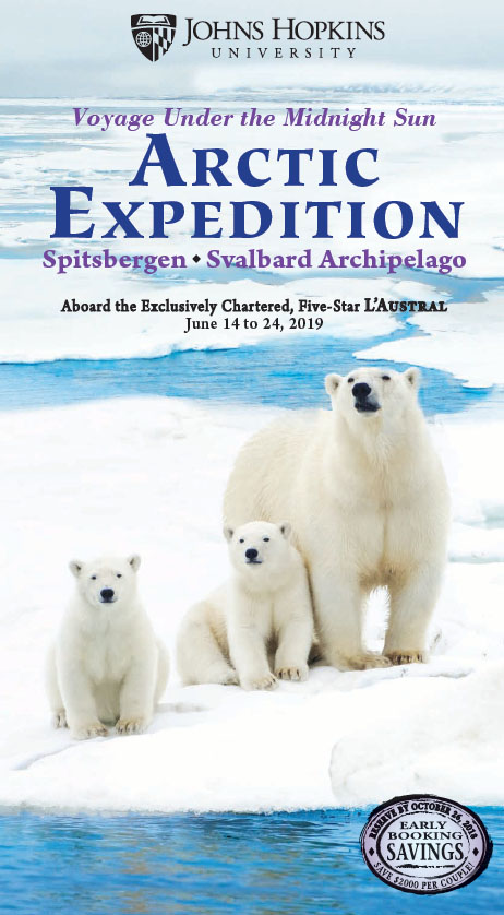 Arctic Expedition Brochure