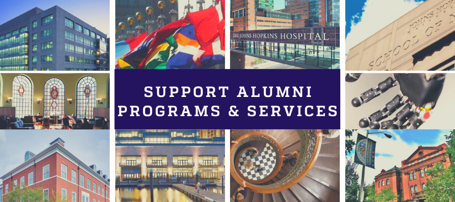 Support the Alumni Association