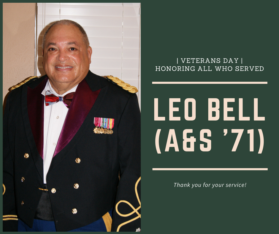 Leo Bell (A&S'71)