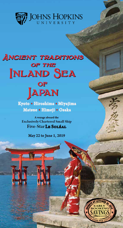 Ancient Traditions of the Inland Sea of Japan