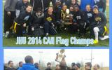 JHU Alumni Flag Football Champs