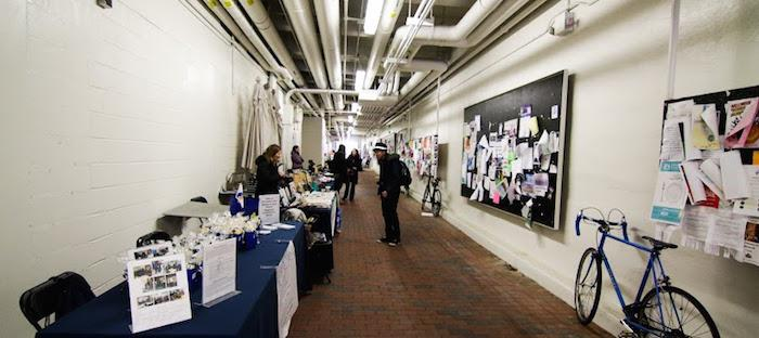 Entrepreneur Alley at Levering Market
