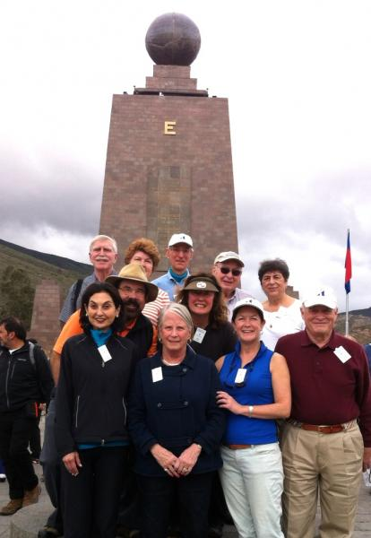 Alumni at the Equator
