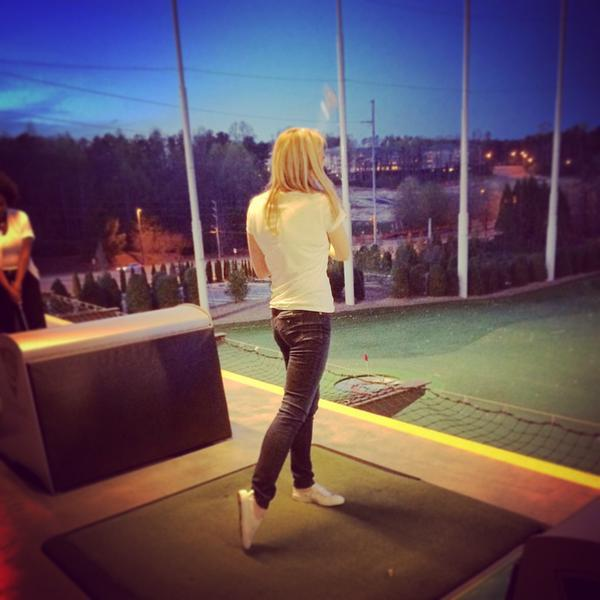 TopGolf in Atlanta