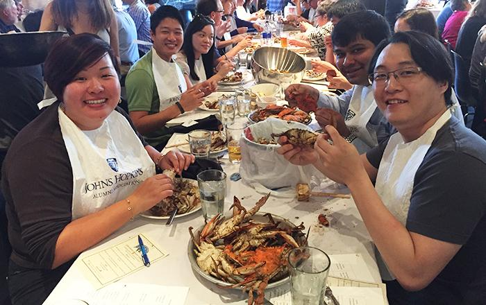 Bay Area Crab Feast