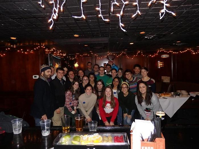 Boston Ugly Sweater Happy Hour