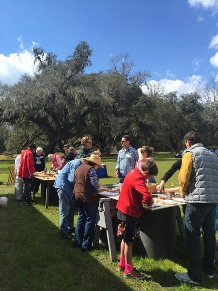 Charleston 3rd Annual Oyster Roast